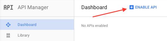 Creating a Google API Key - Simple Calendar Documentation